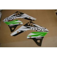 KIT ADHESIVOS FLU DESIGNS KXF250/06-08