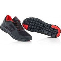 ZAPATOS ACERBIS CORPORATE RUNNING NEGRO