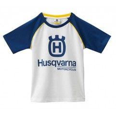 CAMISETA NIÑO HUSQVARNA