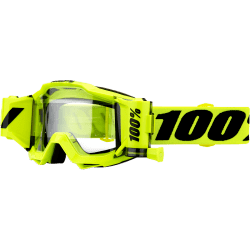 GAFAS 100% ACCURI ROLL-OFF FLUOR YELLOW