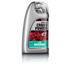 ACEITE MOTOREX CROSS POWER 4T 10W-50