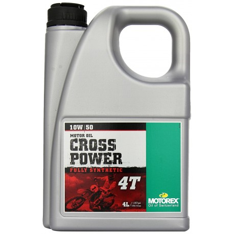 ACEITE MOTOREX CROSS POWER 2T