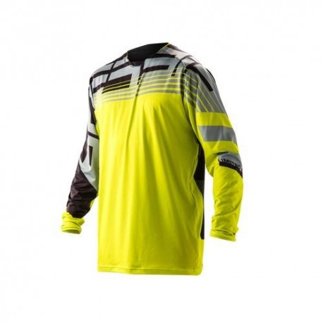 CAMISETA HUSQVARNA RAILED GRIS
