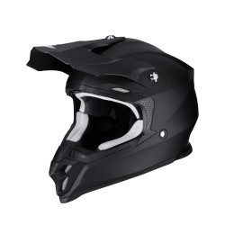 CASCO SCORPION VX-16 AIR SOLID NEGRO MATE