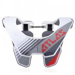 COLLARIN ATLAS ATV JUNIOR BLANCO