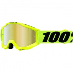 GAFAS 100% ACCURI JUNIOR FLUO YELLOW
