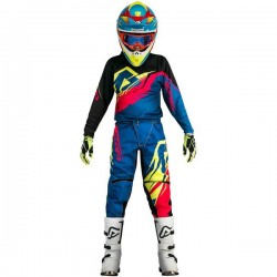 EQUIPACIÓN ACERBIS JUNIOR MX SUCKERPUNCH