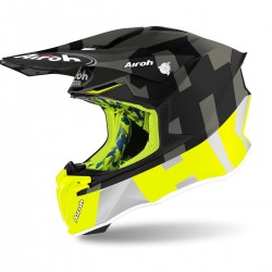 CASCO AIROH TWIST 2.0 FRAME ANTHRACITE MATE