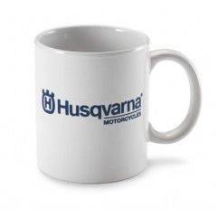 TAZA DE CAFE CON LOGO HUSQVARNA