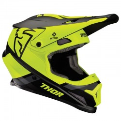 CASCO THOR SECTOR SPLIT NEGRO/AMARILLO