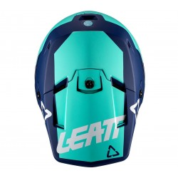 CASCO LEATT GPX 3.5 V20.1 BLACK DOT+ECE