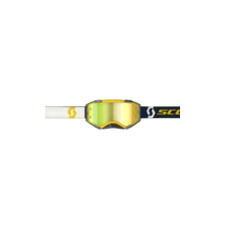 GAFAS SCOTT FURY TEA BLANCO/NEGRO/AMARILLO