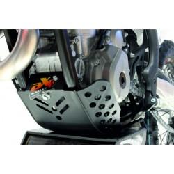 CUBRECÁRTER AXP RACING HUSQVARNA FC 250/350 19-20 NEGRO.