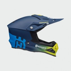 CASCO HUSQVARNA RAILED NIÑO.