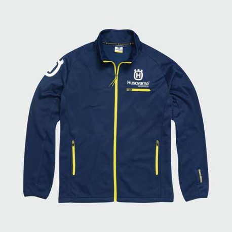 SUDADERA HUSQVARNA REPLICA TEAM FLEECE