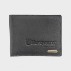 CARTERA HUSQVARNA LEATHER.