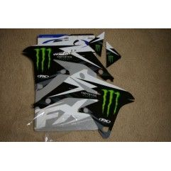 KIT ADHESIVOS FX MONSTER SUZUKI RMZ450 2008-2011