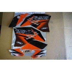 KIT ADHESIVOS FACTORY EFFEX KTM SX65 2009-2012