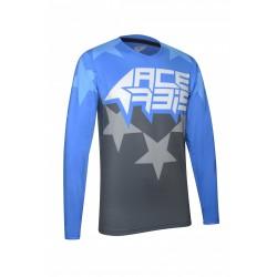 JERSEY ACERBIS X-FLEX STARCHASER AZUL.