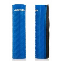 Protector de Barra 43-50mm Horquilla Acerbis Azul.