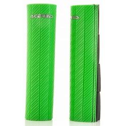 Protector de Barra 43-50mm Horquilla Acerbis Verde.