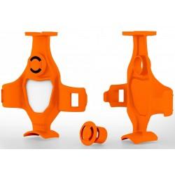Bloqueador de Horquillas Acerbis Naranja.