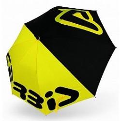 Paraguas Acerbis Race Negro/Amarillo.