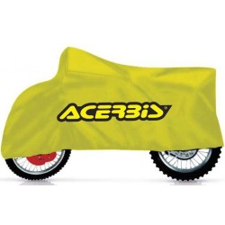 Funda de Moto Off Road Acerbis Amarillo.