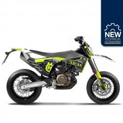 Kit de Adhesivos Husqvarna 701 Supermoto 2020.