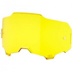 Cristal 100% Armega - Espejo Amarillo.
