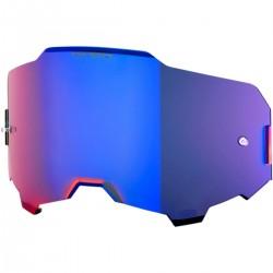 Cristal 100% Armega - Espejo Hiper Azul.