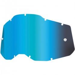Cristal 100% Racecraft 2/Accuri 2/Strata 2 - Espejo Azul.