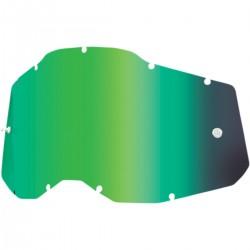 Cristal 100% Accuri 2/Strata 2 Infantil - Espejo Verde.