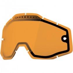 Cristal 100% Racecraft/Accuri/Strata - Ventilado Naranja.