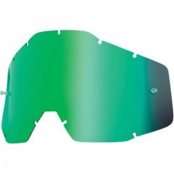 Cristal 100% Accuri/Strata Infantil - Espejo Verde.