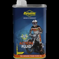 Aceite Engrasador de Filtro Putoline 1L.