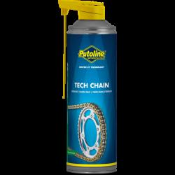 Spray de Cadena Putoline Tech Chain 500 ml.