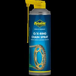 Spray de Cadena Putoline O/X-Ring 500 ml.