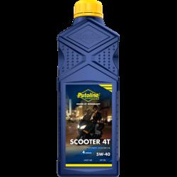 Aceite Putoline Scooter 4T 5W-40 1L.