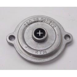 Tapa Filtro de Aceite Original Ktm Exc-f 450/500 12-16.