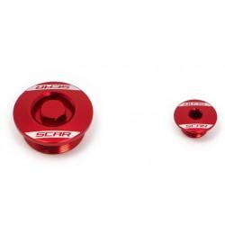 Tapón Tapa de Encendido Scar Honda Crf 250 r/rx 18-21.